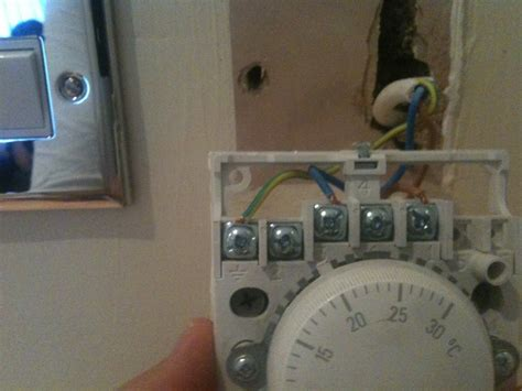 thermostat installation electrical job  west drayton middlesex mybuilder