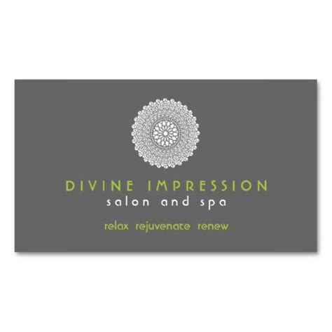 images  massage business card templates