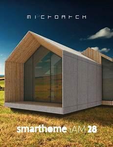 Microarch  U00e8 Una Gamma Di Progetti Abitativi Personalizzabili  Smarthome  U00e8 Una Casa Prefabbricata