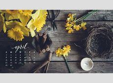 2018 Desktop Calendars minding my nest