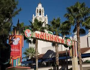 Festival of Holidays at Disney California Adventure 2017