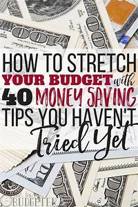 40 Tips to Stretch your Budget (That You Haven't Tried ...