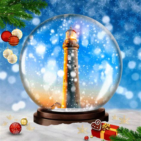 Animated Snow Globe Wallpaper - graphicriver gif animated snow globe photoshop