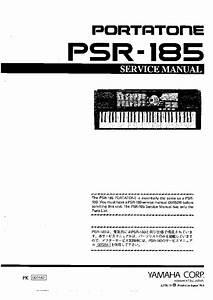 Yamaha Psr