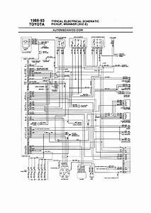 Toyota Pick Up 22r 8  9 D22r8 Pdf Diagramas De Autos