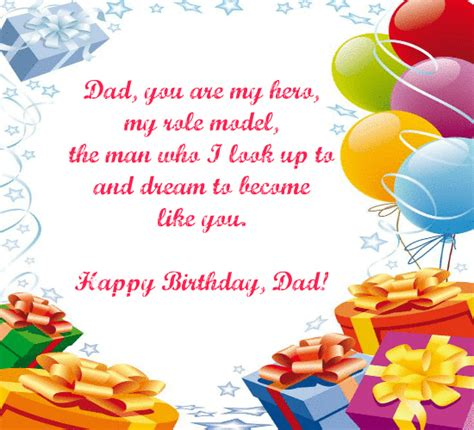 123greetings Birthday Wishes Father