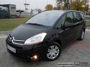 C4 Picasso 2009 : 2009 citroen c4 picasso hdi grand 7 air tronic osob car photo and specs ~ Gottalentnigeria.com Avis de Voitures