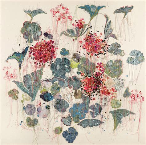 louise gardiner contemporary embroidery