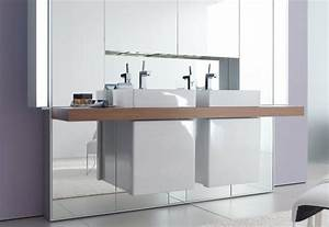 Meuble double vasque de design moderne en 60 exemples for Meuble salle de bain moderne design