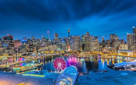 sydney cityscapes beautiful city view wallpapers hd