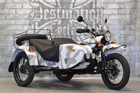 Ural Gear Up Image by 2018 Ural Gear Up Camo Sold