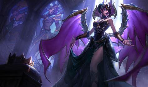 Morgana League Of Legends