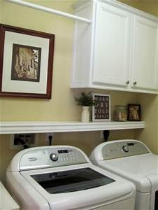Like, The, Shelf, Above, The, Washer, Dryer