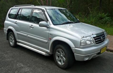 2001 Suzuki Grand Vitara by 2001 Suzuki Grand Vitara Vin Js3td62v414151030