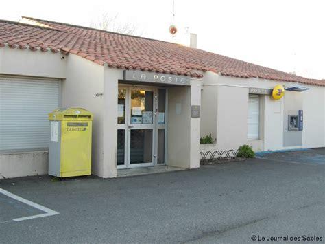 bureau de poste porte de cloud le bureau de poste d olonne fermé pour raisons sanitaires