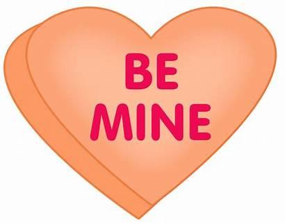 Clipart Valentine Clip Conversation Heart Valentines Printable