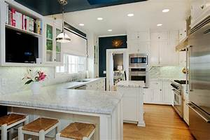 KItchen TV Ideas - Traditional - kitchen - Designed by