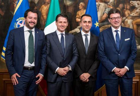 Consiglio Dei Ministri Ultime Notizie by Governo M5s Lega Ultime Notizie Oggi Primo Cdm