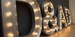 rent light up letters hire illuminated letters london With big light up letters