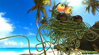 Spaghetti Monster Flying Wallpapers Standard Related Desktop