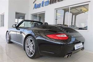 2009 Porsche 911 Carrera S Cabriolet Auto Convertible   Petrol    Rwd    Automatic   Cars For Sale