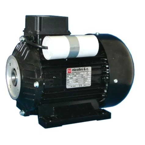 Motor Electric 220v 2kw by Nicolini Electric Motor 2 2kw 3hp 230v F100