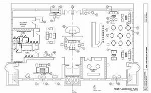 Hotel Design Development Drawings AutoCAD Theatrical