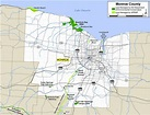 Monroe County Map - NYS Dept. of Environmental Conservation