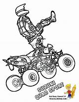 Coloring Quad Atv Pages Yamaha Bike Polaris Rzr Wheeler Printables Colouring Clipart Suzuki Sketch Yescoloring Template Awesome Boys Sport Wolverine sketch template