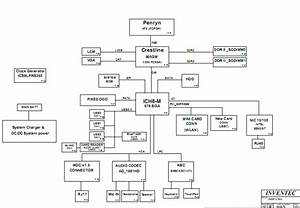 Hp Compaq 6720s 6520s Hp 540 Schematic Diagram Ddd Uma   U2013 Laptop Schematic