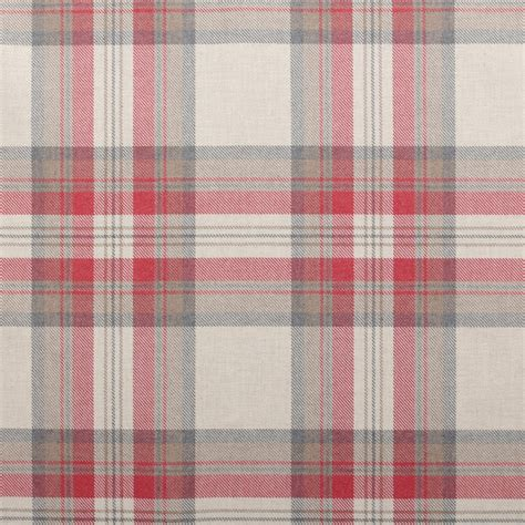 Upholstery Fabric Tartan by 100 Cotton Tartan Check Pastel Plaid Faux Wool Sofa