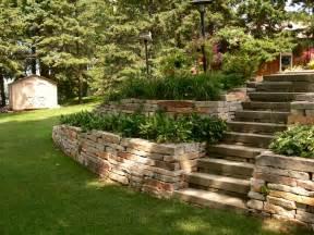Natural Stone Retaining Wall Blocks