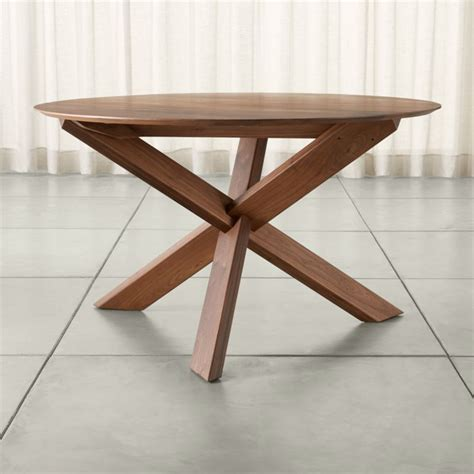 apex   dining table reviews crate  barrel