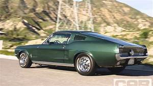Ford Mustang 1967 Fastback - amazing photo gallery, some information and specifications, as well ...