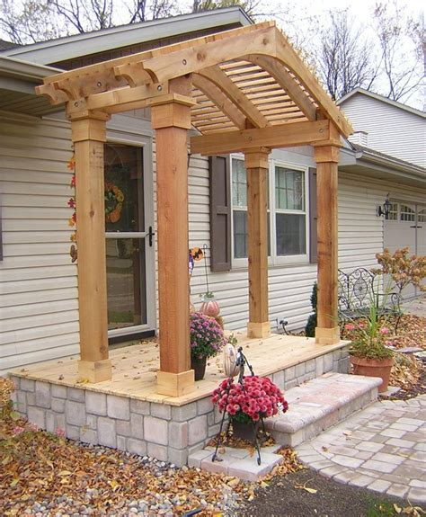 Stand Alone Garden Trellis by A Stand Alone Garden Arbor Made From Thick Cut