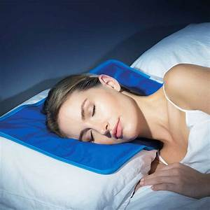 too hot to sleep here39s how to stay cool in bed ideal home With cold pillows for sleeping