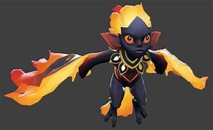 Old Phoenix Model Could Have Made A Cool Courier DotA2