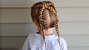 Coiffure Enfant Tresse : coiffure enfant anti noeud les tresses indiennes crois es ~ Melissatoandfro.com Idées de Décoration