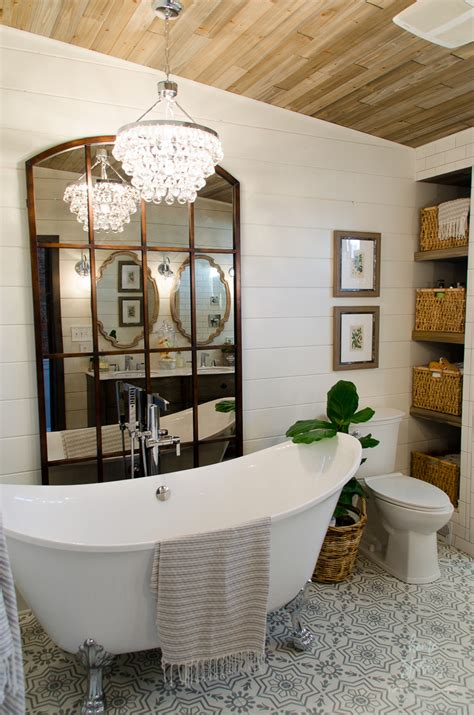 bathroom remodle ideas beautiful farmhouse master bathroom remodel