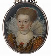 ca. 1609 Magdalene Sibylle of Prussia (1586-1659) by ...
