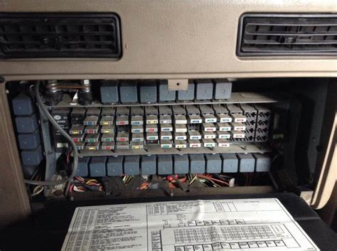 International Tractor Fuse Box by 2005 International 9400 Fuse Box For Sale Spencer Ia