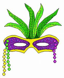 Mardi Gras Beads Clipart - ClipArt Best