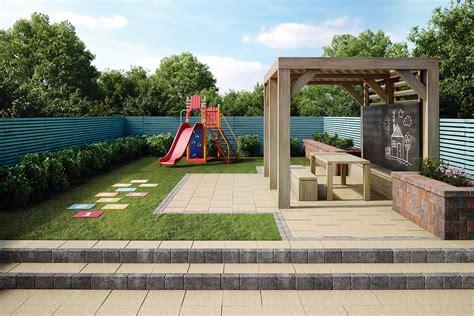 Gartensitzplatz Ideen by Family Garden Ideas For Big And Alike