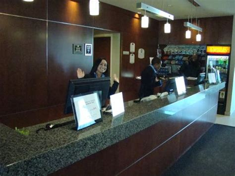 Front Desk Montreal by Front Desk Picture Of Fairfield Inn Suites By Marriott