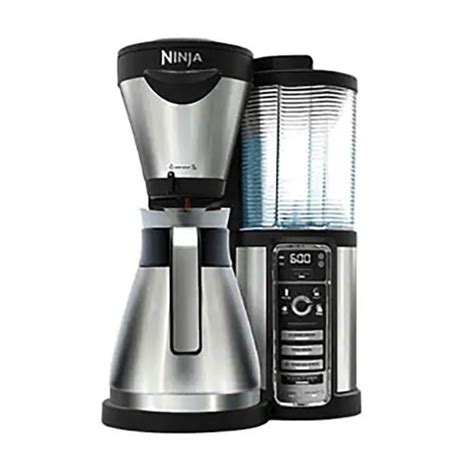 Keurig stainless steel coffee & tea maker replacement carafes. Ninja Automatic Coffee Bar with Stainless Steel Carafe ...