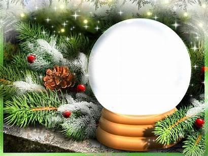 Natale Frame Craciun Personalizzate Navidad Winter Cartoline