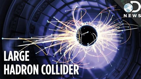 Inside The World's Largest Particle Accelerator - YouTube