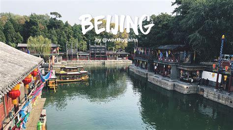 Beijing, China: A Travel Short » Worthy Gains
