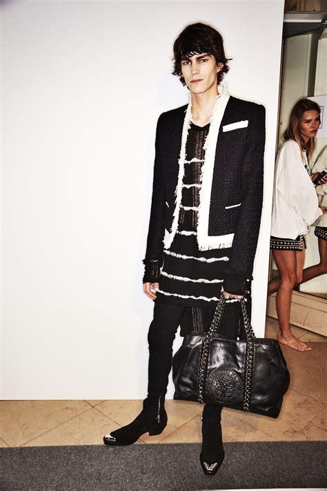 sonny vandevelde balmain ss men fashion show paris