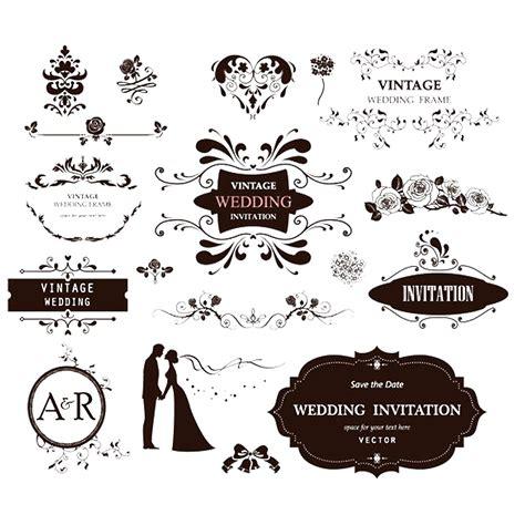 invitation clipart vintage wedding invitation vintage